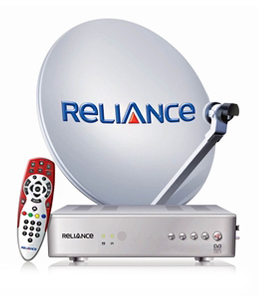 Reliance JIO DTH Set Top Box: Booking Online and Registration