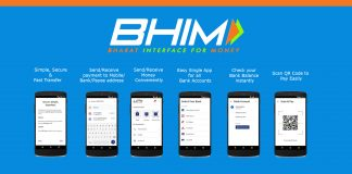 Bhim-app- customer care