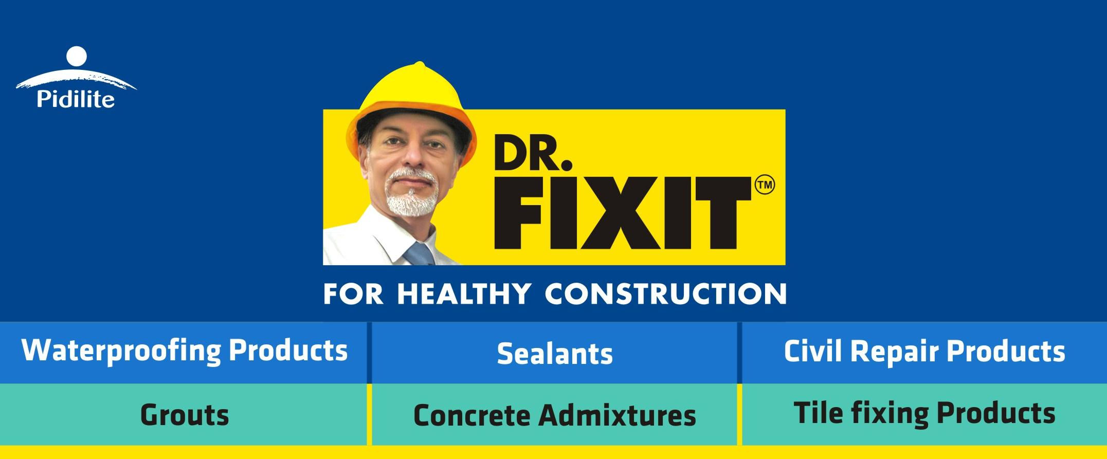 Dr. Fixit Toll Free Customer Care Number & Helpline Phone Support.