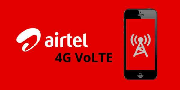 Airtel May Launch VoLTE Service to Take on JIO.
