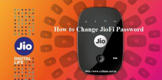 How to Change JioFi Password – Step by Step