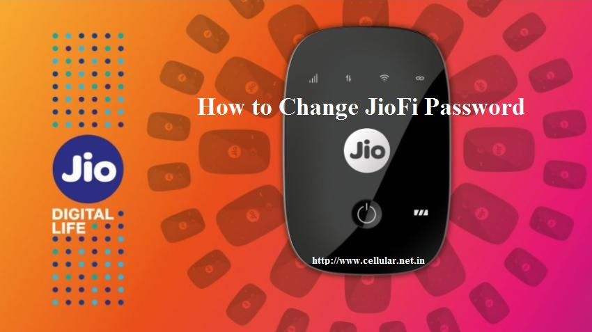 How to Change JioFi Password – Step by Step Guide
