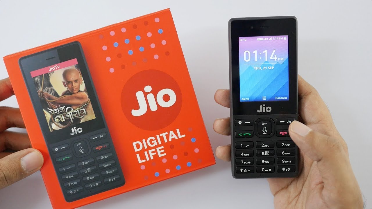 Jio Phone Amazon Offer on Booking – Get Rs 50 Amazon Pay Cashback