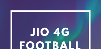 JIO 4G football offer