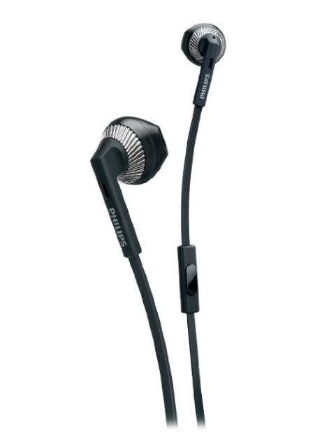 Philips SHE3205BK/00 Wired Headset with Mic