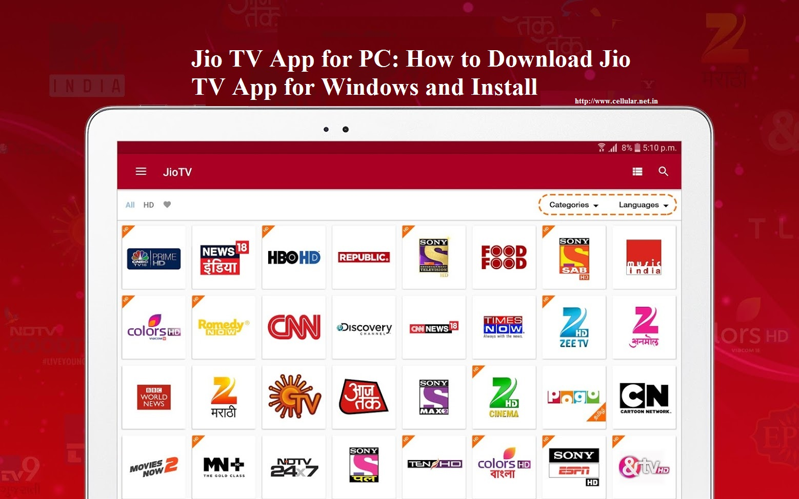 tv app to download
