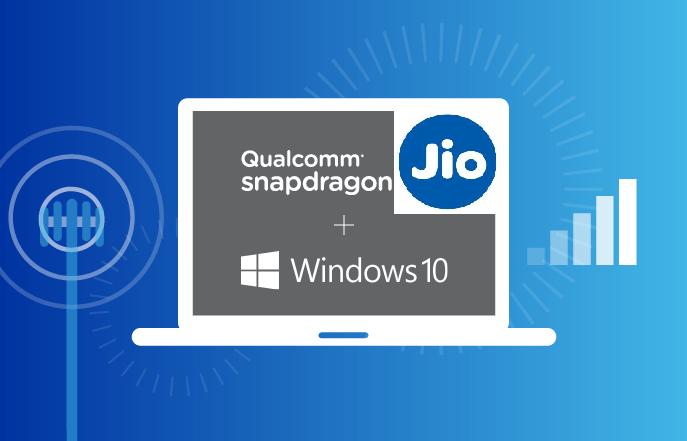 Jio laptop
